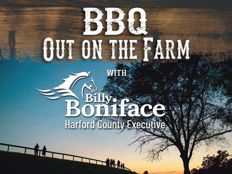 Billy Boniface - Harford County Executive - Luau Event